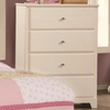 Ashton Collection Chest of Drawers with 4 Drawers