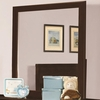 Ashton Collection Mirror with Transitional Design