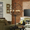 ATOM TABLE LAMP IN BLACK
