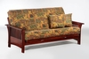 Loveseat Full bed Autumn Standard Full Lounger Size Futon Frame