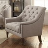 Avonlea Upholstered Chair with Heavy Tufting