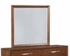 Banning Dresser Mirror with Beveled Edge