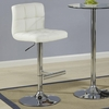 "Bar Stools 29"" Adjustable Height Barstool"
