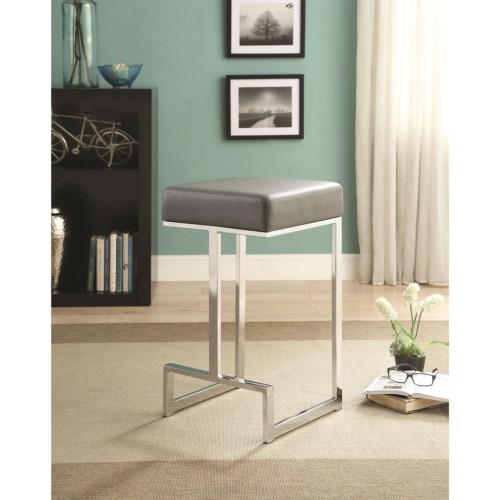Contemporary Stool Counter Height Stool 105252 Arlington