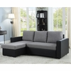 Baylor Sectional Sofa with Chaise and Sleeper 503929