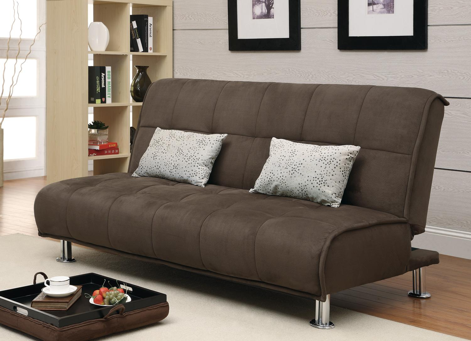 sleeper futon curved of image choosing sofa