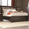 Berkshire California King Storage Bed with 2 Drawer Footboard