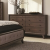 Bingham 8 Drawer Dresser with Top Felt-Lined Drawers
