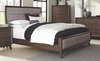 Bingham King Upholstered Bed