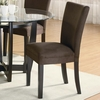 Bloomfield Microfiber Parson Side Chair