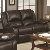 Boston Casual Double Reclining Loveseat