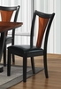 Boyer Side Chair with Upholstered Seat