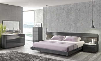 J&M Braga Premium Queen Bed