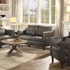 Braxten Loveseat with Transitional Style