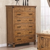Brenner 7 Drawer Chest with Felt Lined Drawers