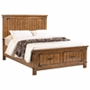 Brenner Queen Storage Bed with Dovetail Drawers