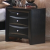 Briana 2 Drawer Nightstand with Tray Furniture Stores
