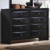 Briana 8 Drawer Dresser VA Furniture Stores