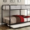 Broket Full/Full bunk bed