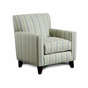 Brubeck Chair with Block pattern Made In USA