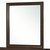 Bryce 20347 Rectangular Mirror with Wooden Frame