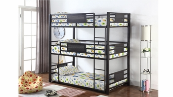 Bunks Metal Full Triple Bunk