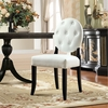 Button Dining Side Chair