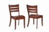 Byron Dining Side Chair with Slat Back