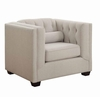 Cairns Upholstered Chair with Tufting