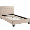 CAITLIN FULL FABRIC BED