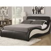 California King Niguel Modern Upholstered Bed