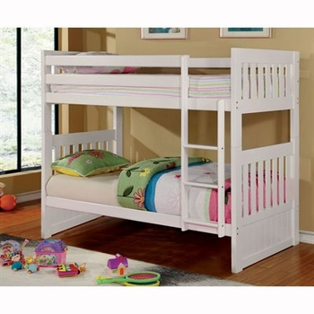 Canberra II Twin/Twin bunk bed /Trundle Option