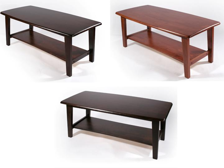 Modern coffee table set wooden ash wood Alexandria VA furniture stores