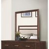 Carrington Mirror with Wood Frame