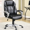 Casual Contemporary Faux Leather Office Task Chair