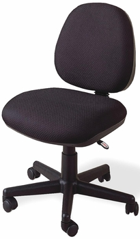 Casual Fabric Office Task Chair