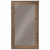 ccent Mirror with Distressed Frame