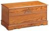 Cedar Chests Cedar Chest with Locking Lid