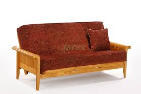 Twin Lounger Moonglider Front Operating Venice Futon Frame