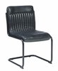 Chambler dining dark grey chair