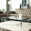 CHARLES RECTANGLE COFFEE TABLE IN BLACK