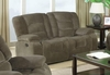Charlie Casual Styled Double Reclining Loveseat