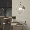 CHEER TABLE LAMP IN CLEAR