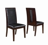 Chester Dining Side Chair with Upholstered Seat and Back