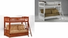 Cinnamon Twin/Twin Bunkbed - 10 Year Warranty