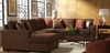 Classic Cozy Sectional Living room furniture # 49036