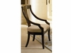 Classic Cresta Arm Chair with Fabric Seat