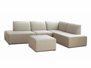 Classic Living room sectional without ottoman MD Stores # 42709