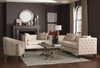 Claxton Traditional Tuxedo Sofa with Tufting