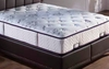 Cloud Firm Queen Size Mattress and Box Spring